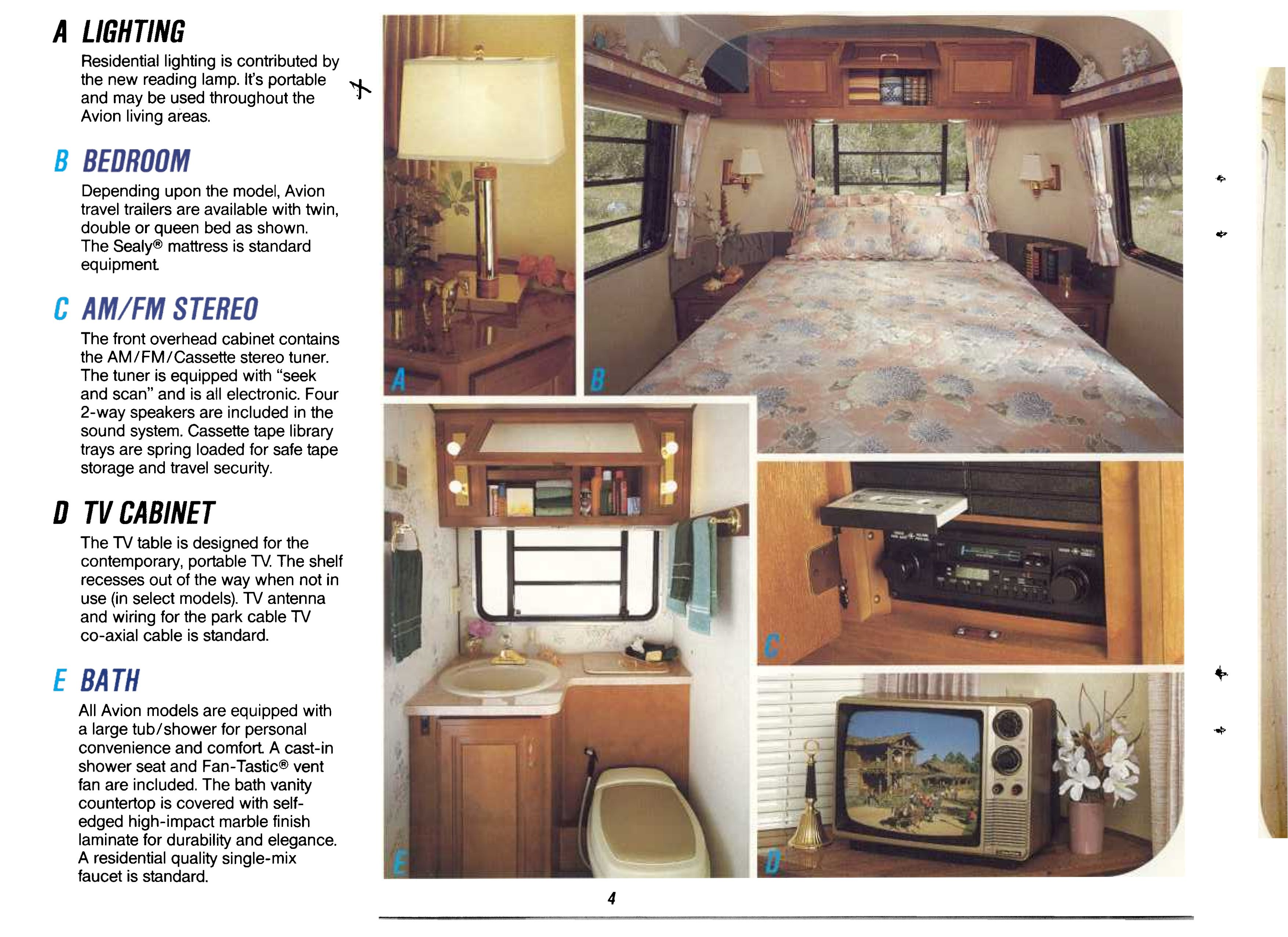 Avion Travelcade Club Travel Former Member Fifth Wheel Fleetwood 1974 Mobile Home Electrical Wiring Diagram 5